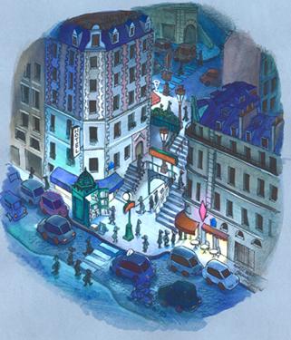 lamarck caulaincourt dessin