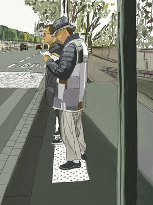 tuileries illustration
