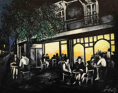 rue damremont peinture