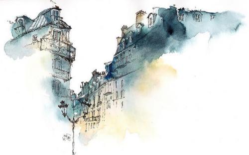 rue parisienne alex lanser