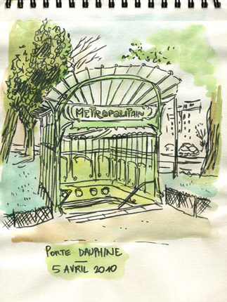 metro place dauphine